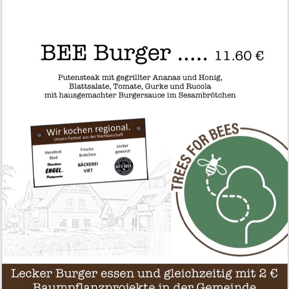 Die nächsten BEE-Burger-Bäume sind unterwegs!